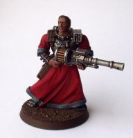 Acolyte Gabriel Stern by Conclave81