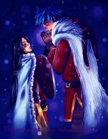 I'll Keep You Warm by puppylovesesshomaru