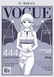 14 :: Death is in vogue by VoxGraphicaStudio