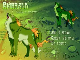 Emerald_ref by light-askha