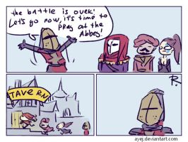 Darkest Dungeon, 24 by Ayej