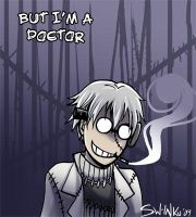 Bad doctor - oh soul eater by sw