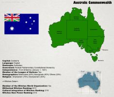 SW: Map of Australis by ThanyTony