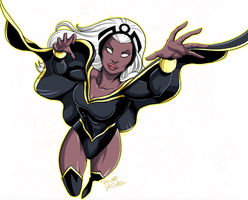 STORM Gold by LucianoVecchio
