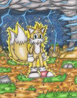 Super Tails by DragonQuestHero
