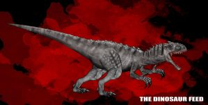 Indominus Rex by TheDinoFeed