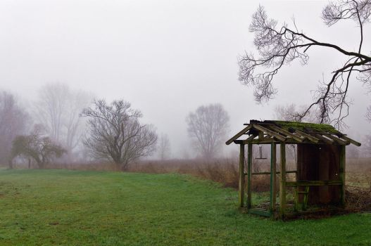 Rural remains by sannwald