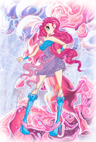 WINX:PINKIE PIE by caboulla