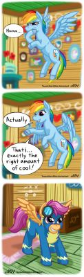 Exactly The Right Amount Of Cool by TexasUberAlles