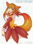 Re-up: Commission: Firefox-tan by suzanami
