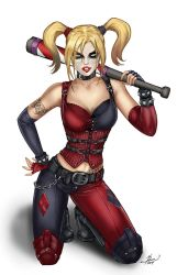 Harley Quinn by Dawn McTeigue by Pendecon