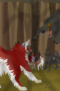 Fight by fireheart110