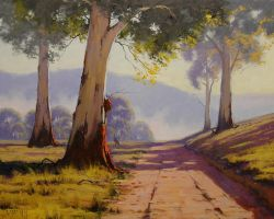 Track through the Gums by artsaus