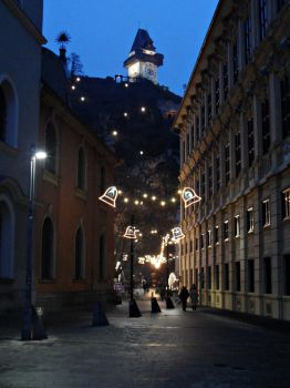 Graz by Turtle-poetique