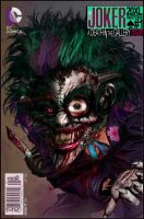 The Joker #1 - A Death In The Gallery pt1 by RAWhale