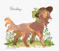 [Adopt] Parsley - CLOSED by 5019