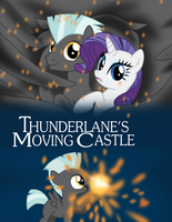 Thunderlane's Moving Castle by sonicgirl313