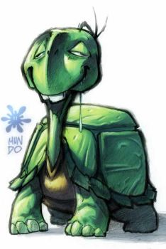 turtle by Mundokk