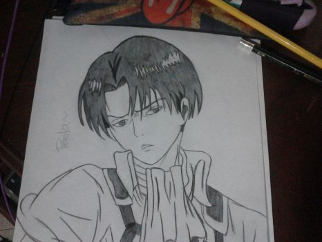 Rivaille by PauWhite