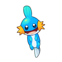 PokeCollab: Mudkip by CJsux