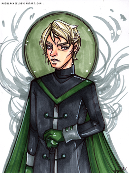 Lord Malfoy by MadBlackie