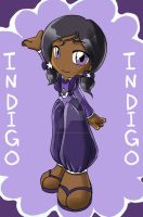 Indigo by Loverofpiggies