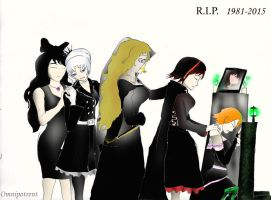 RIP Monty Oum : Rwby remembers by Omnipotrent