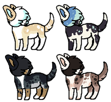 smol dogs -design sale- by adogtables