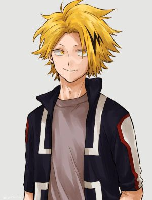 Love Me Back (Kaminari Denki x Reader) by LordSister on DeviantArt