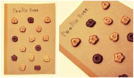 cookie note by gimei