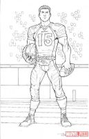 Tim Tebow by ToddNauck
