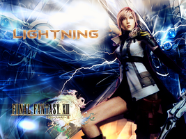 Lightning Wallpaper 3 by Lightning-Fanclub