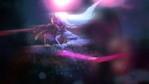 League of Legends PROJECT: Katarina Wallpaper by KPPOnline