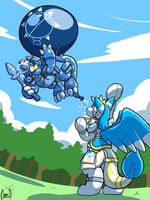 Curus Keel's Magical Balloon Journey (SoulSilver) by CurusKeel