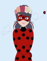 AT: The Miraculous Ladybug by KIMKIM14