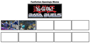 Yu-Gi-Oh! Data Duels Openings by MarioFanProductions