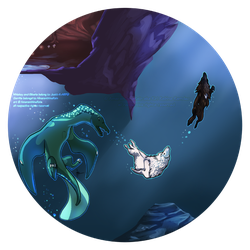 [D] Back in the Water by AmaranthineRain