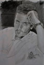 Hugh Laurie? by lora2008
