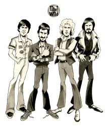 The Who by Deimos-Remus