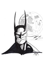 Batman warmup ink by Melvin-Groenendijk