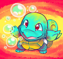 Chousen Squirtle
