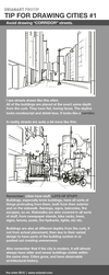 Drawing Cities 1 - Corridor Streets by fox-orian