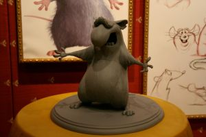 Ratatouille Characters 3 by AreteStock