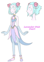Lavender pink Pearl ( ADopt closed) by Proxamina