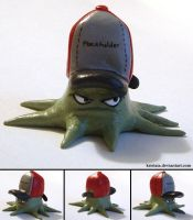 Early Cuyler by kristaia