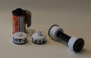35mm to medium format adaptors 3d printing by Roger-Wilco-66