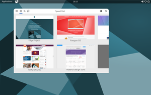 Edge browser concept screenshot 4 by powerup1163