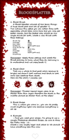 Blood Splatter Tutorial by ghley-ch