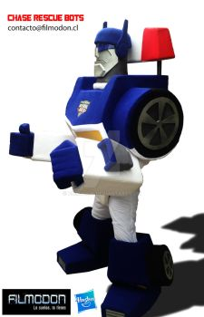 Chase Rescue bots by Filmodon