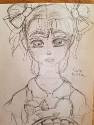 Sweet lolita girl by AllysInventions